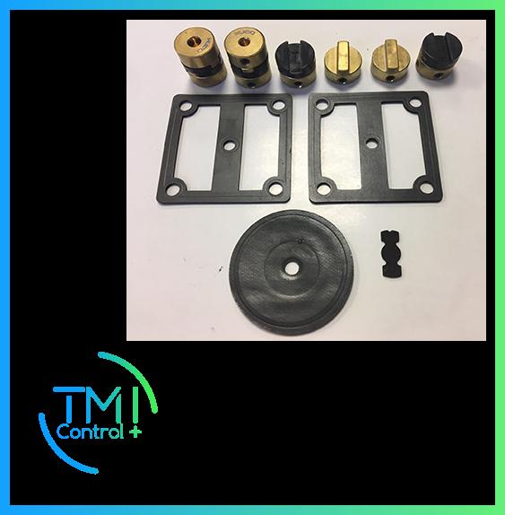 MYDATA - Oldham coupling used - K-019-0017 | TMI Control Plus