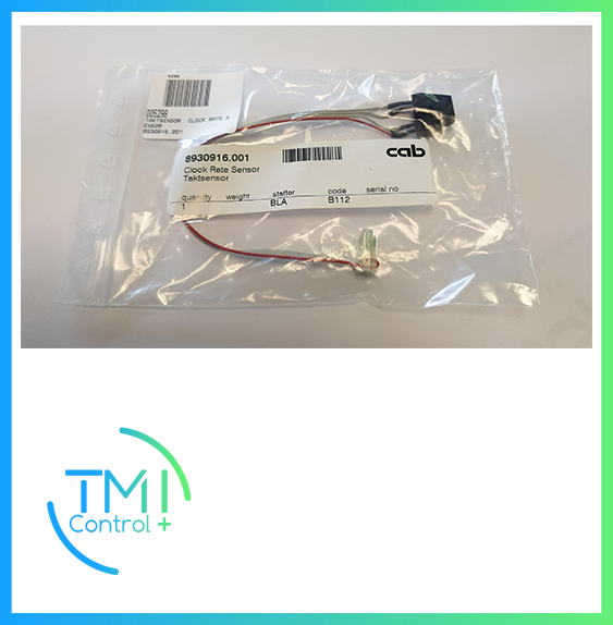 CAB - Clock rate sensor - P/N : 8930916.001